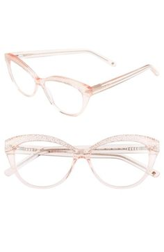 b2f652564533 Free shipping and returns on kate spade new york  zabrina  52mm reading  glasses at