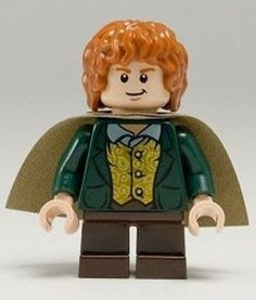 Merry LEGO Lord of the Rings Minifigure
