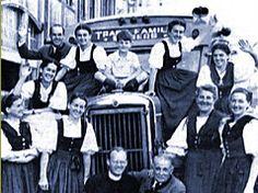The original Von Trapp Family