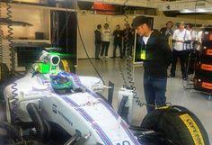 Blog Esportivo do Suíço: Massa lidera treino da tarde, mas fecha dia com terceiro melhor tempo