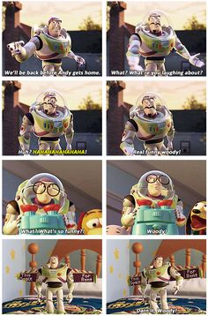 How awesome Disney Pixar is: They animate bloopers. Enough said.