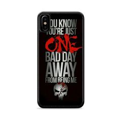 Punisher Ad Days iPhone 6 Plus 6s Plus Case, Punisher, How To Know, Iphone 6, Ads, Phone Cases, The Punisher, Phone Case