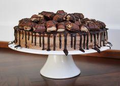 JulieCharlie: Kinder Bueno Torte