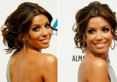 Wedding Hairstyles To see more: http://www.modwedding.com/red-carpet-hairstyles-you-should-steal-for-your-wedding-day-2/