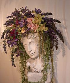 floral design mannequin