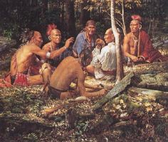 of The Last of the Mohicans, reads the oft-overlooked line: LEE TETER ...