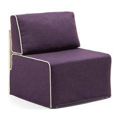 Butaca Cama Rosski, violeta