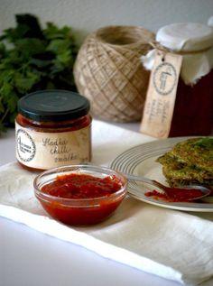 Sladká chilli omáčka - Zo srdca do hrnca Tableware, Kitchen, Food, Cuisine, Dinnerware, Meal, Dishes, Essen, Kitchens