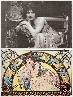 «Fleur de Cerisier» 1898