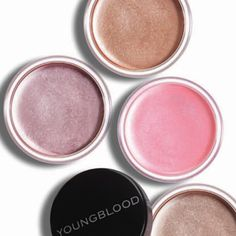 Luminous Crème Blush in Taffeta - Youngblood Mineral Cosmetics it's my daily go to color for cheeks.