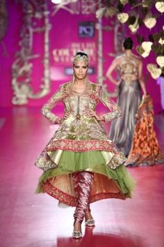 Ritu Beri Indian Fashion Designer | Ritu Beri - PCJDCW 2013