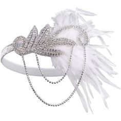 480 best flappers roaring 20 s images in 2019 1920s style Finger Waves Short Hair Cuts amazon babeyond women s flapper feather headband 1920s headpiece 27