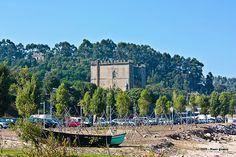 Castelo na Afurada / Castle in Afurada