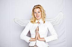 Rethink Romp 2010 | #angel #white #creative #inspiration #ideas #crimsonphotos | Photography By: Crimson Photos