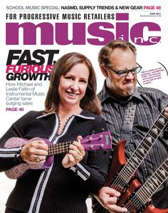 IMC on the cover of Music Inc Magazine! Click the link below to read the article!