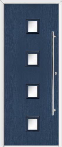 8 Best Blue Composite Doors Images Composite Door Composition