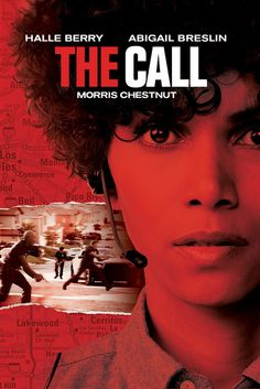THE CALL (2013) - Halle Berry was brilliant in this film.  Thrilling from start to finish.  Has you hooked on the plot-line as Berry's character who is a 911 operator desperately tries to save a young kidnap victim.  Very clever script.  Halle Berry has Whitney Houston hair in this film.