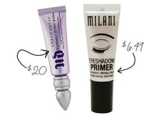 I personally never use eye shadow primer and just go for regular primer & foundation but this is good to know.