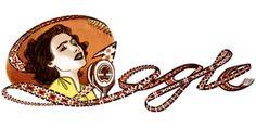 Maria Tănase și lupta cu indiferența oficialităților de astăzi   WebCultura Dana Reeve, Christopher Reeve, Jimmy Wales, Perseid Meteor Shower, Bar Logo, Google Doodles, Special Birthday, Art Google, Doodle Art