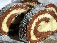 Melcisori cu nuca de cocos-Kokuszcsiga | Retete Culinare - Bucataresele Vesele