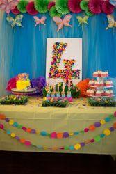 Cute Butterfly/Flower party