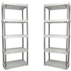 How To Makeover Plastic Shelves Diy Painting Plastic Repairing