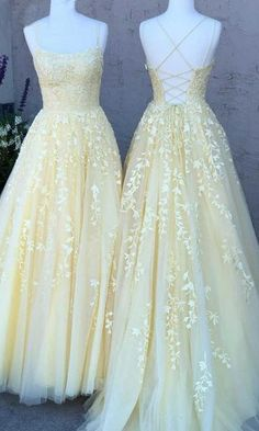 New Style Yellow Prom Dress 2020 Prom Dresses Pageant Dress Evening Dress Ball Dance Dresses Graduation School Party Gown High School Outfits Ball Dance Dress dresses Evening Gown Graduation Pageant party prom school style Yellow Pretty Prom Dresses, Pageant Dresses, Wedding Party Dresses, Yellow Prom Dresses, Flowy Prom Dresses, Dress Prom, Long Yellow Dress, Cheap Prom Dresses, Light Yellow Dresses