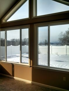 Fresh Slider Windows for Sunroom