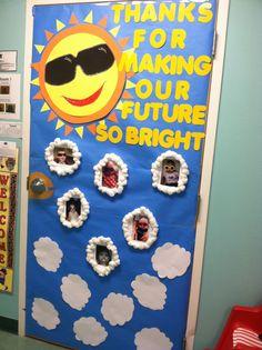 Kids Together Teacher Appreciation doors