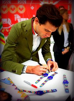 Mika - Swatch session London 2013