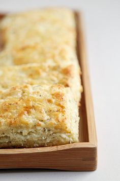 Herbed Feta Biscuits: Buttermilk biscuits have nothing on this feta-studded herbed take that will disappear before you know it.