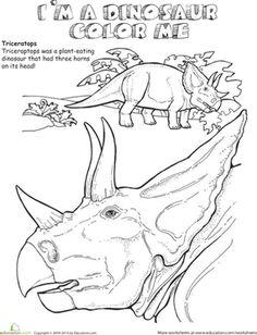 48 mejores imágenes de Dibujos de Dinosaurios para