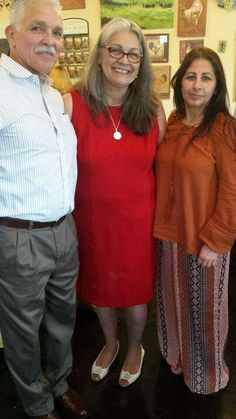 Johnny,Maria,Ofie