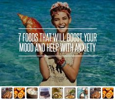 7 Foods That Will Boost Your Mood and Help with Anxiety ... → Food