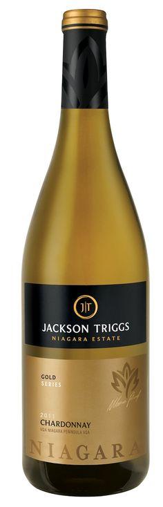 Jackson Triggs Niagara Estate Gold Series Chardonnay 2011