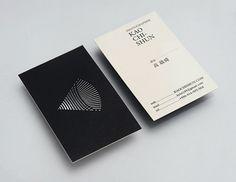 name card of photographer Kao Chi-Shun on Behance