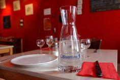 La Bisontine ou comment redonner du panache à l'eau du robinet