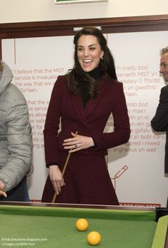 The Duchess of Cambridge travelled to Wales to visit two Action for Children  projects supporting vulnerable families. Today marks her first...
