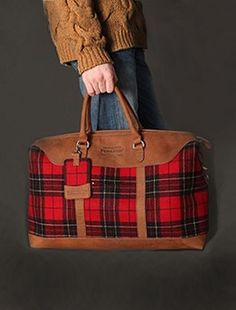 The Perfect Overnight Bag | Seattle travel, Plaid and Seattle