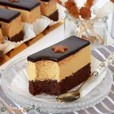 simonacallas - Pagina 6 din 30 - Desserts, sweets and other treats French Desserts, No Cook Desserts, Delicious Desserts, Raw Chocolate, Chocolate Recipes, Food Cakes, Cupcake Cakes, Candy Bar Cookies, Mini Cheesecakes