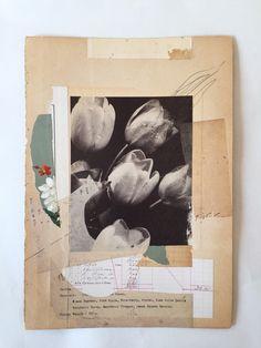 BENWESTDESIGN — leeamckenna:   Handmade Collage 2015  Lee McKenna
