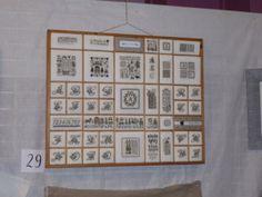 Display Cases, Printers, Shadow Box, Trays, Drawers, Cross Stitch, Embroidery, Decor, Printing Press