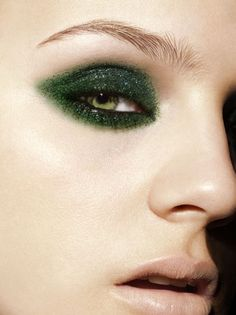 Check out that dramatic makeup! Fixation Sparkling from Senna Sparkle Eye Color shades would be a great match to this look. http://www.lovelyskin.com/details.asp?PID=120146=245=5