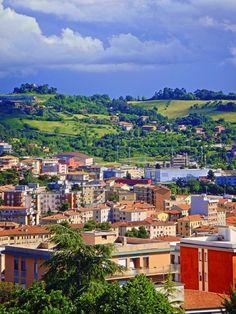 Ancona, Marche, Italy - Periferia e campagna by Gianni Del Bufalo  #destinazionemarche #marche #ancona (CC BY-NC-SA 2.0) इटली  意大利 Italujo イタリア Италия איטאליע إيطاليا