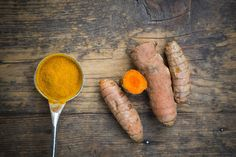The Only Supplement You Need  Turmeric has a host of healing powers.
