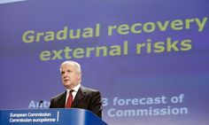 Commission Vice-President Rehn exaggerates Eurozone's poor growth prospects