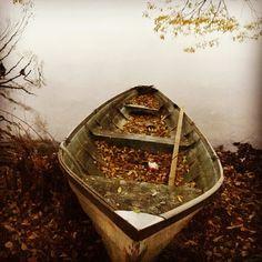 Näissä harmaissa päivissä on jotain romanttista. #tuusulanjärvi #järvenpää #hyväjäke #lokakuu #visitjärvenpää #picoftheday #igersjärvenpää