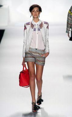 Rebecca Minkoff Spring Summer Ready To Wear 2014 New York
