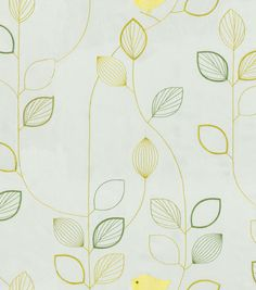 Home Decor Solid Fabric-KAS Branch Spring