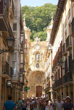 Roadtrip en familia. San Sebastián. Donostia